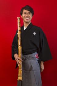 黒田 鈴尊(尺八)